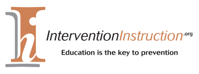 Intervention Instruction Homepage